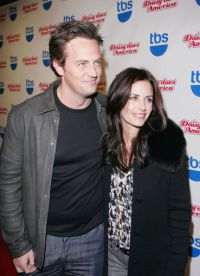 Matthew Perry s Courtney Coxovou